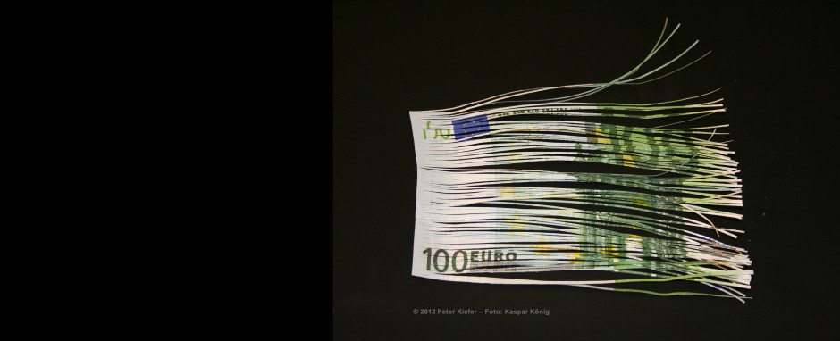 7 ways to destroy a 100 EURO bill